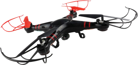 Jem Accessories Xtreme XFlyer Aerial Quadcopter HD Camera