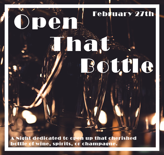 Open That Bottle
