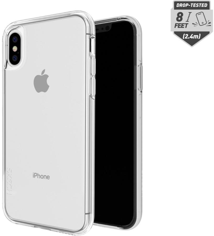 iPhone XS Matrix Pro Case - Clear