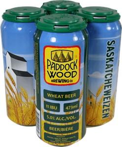 Paddock Wood Brewing Paddock Wood Saskatcheweizen 1892ml