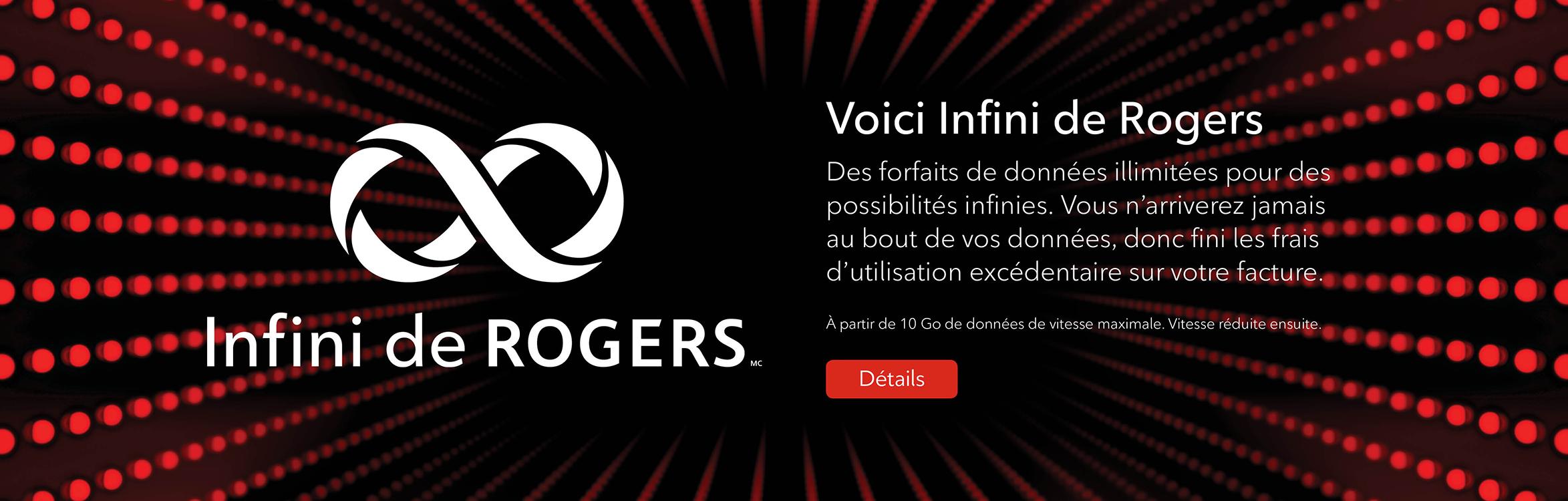 Voice Infini de Rogers