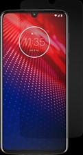 Gadget Guard - Black Ice Glass Screen Protector For Motorola Moto Z4  /  Z4 Play