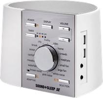 Asti Sound+Sleep Adaptive Sound Sleep Therapy System