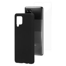 Case-Mate Protection Pack Tough Case And Glass Screen Protector For Samsung Galaxy A42 5g