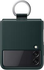 Samsung - Galaxy Z Flip3 Silicone Cover w/ Ring