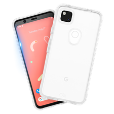 Case-Mate Pixel 4a Protection Pack Tough Case And Glass Screen Protector