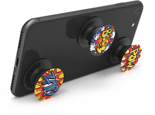 PopSockets Popsockets - Popminis Device Stand And Grip Three Pack