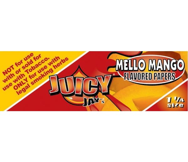 Juicy Jay, Mello Mango Flavored Papers