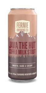 Set The Bar Fernie Java the Hut Coffee Milk Stout 473ml
