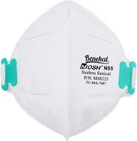 BMG Particulate Respirator N95 Mask - 20pk