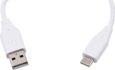 LG USB-A to USB-C cable