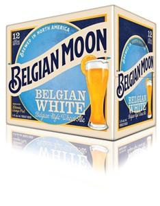 Molson Breweries 12B Belgian Moon White 4092ml