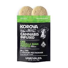 Korova: CBD Vanilla Bean Twofer 30mg