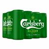 Wett Sales & Distribution 12C Carlsberg Pilsner 3960ml