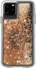 Case-Mate iPhone 11 Pro Max- Gold Waterfall Case
