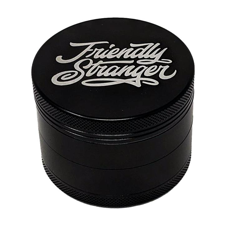 """Friendly Stranger, 4 Piece 2.5"""" Ceramic Grinder"""