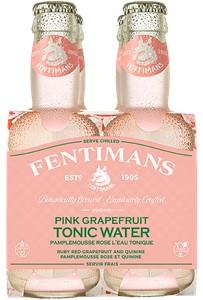 Inform Brokerage Inc Fentimans Pink Grapefruit Tonic Water 4-pack 800ml