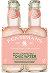 Not Represented Fentimans Pink Grapefruit Tonic Water 4-pack 800ml