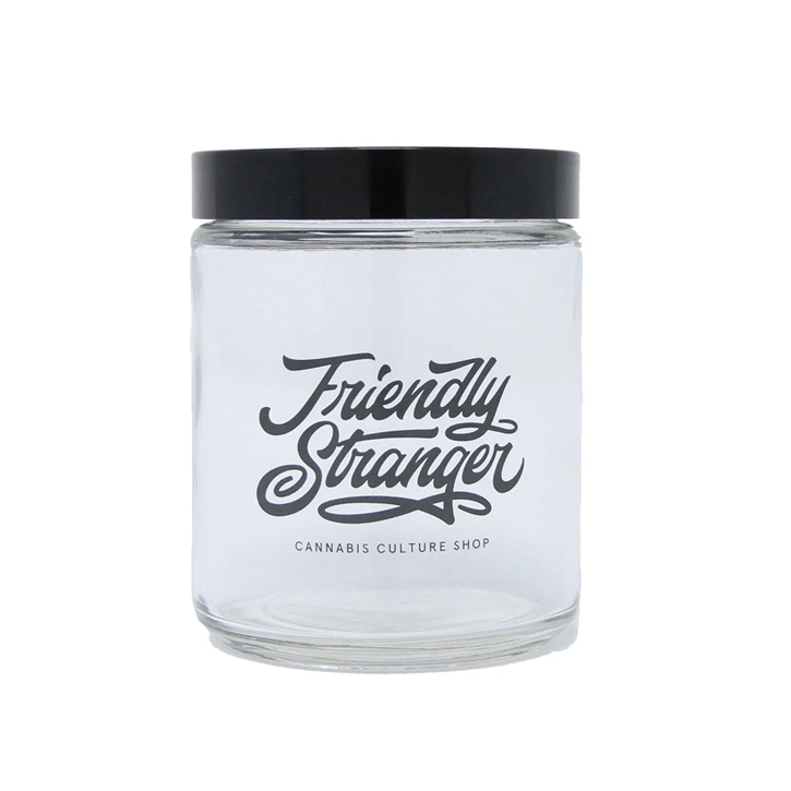 Friendly Stranger - LG CLEAR JAR