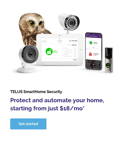 TELUS SmartHome Security