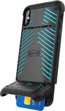 Scooch iPhone XS Max Wingmate Wallet Case