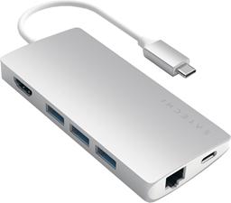 Satechi Type-C to Multi-Port Adapter 4K Ethernet V2