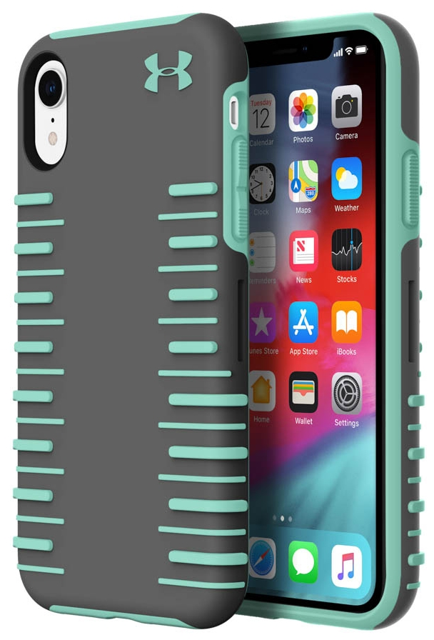 buy popular 3c138 eacec Under Armour iPhone XR UA Protect Grip 2.0 Case Price and Features