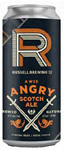 Russell Brewing Company Russell Brewing A Wee Angry Scotch Ale 1892ml