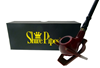 """Product image of Shire Pipe, 7.5"""" Bent Churchwarden Pipe"""
