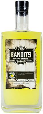 Bandits Distilling Bandits Lemonade Moonshine 750ml