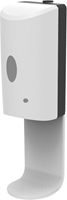 General PPE Copernicus White Battery Operated Hand Sanitizer Dispenser