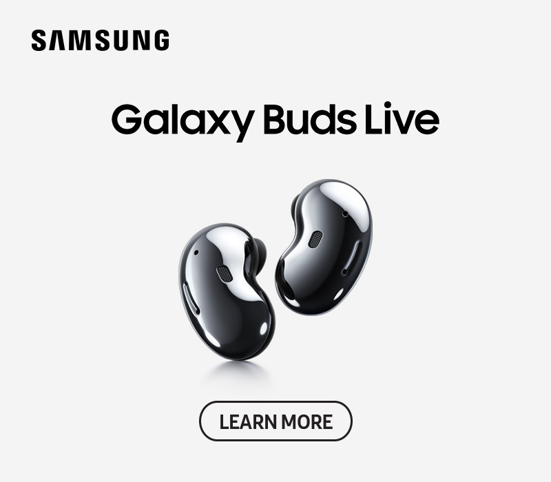 Samsung Galaxy Buds Live Available Now