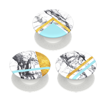 PopSockets PopMinis Marble Grip Stand Three Pack