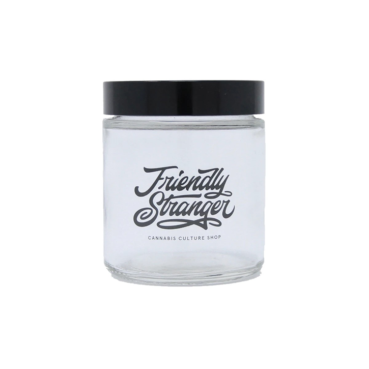 Friendly Stranger - MD CLEAR JAR