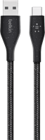 Belkin - Duratek Plus Type A To Type C Cable 4ft