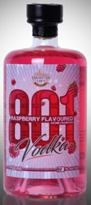Errington Lake Distillery 801 Raspberry Vodka 750ml