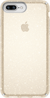 Speck iPhone 8/7/6s Plus Presidio Clear+Glitter Case