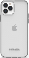 iPhone 12/12 Pro PureGear Clear Slim Shell Case w/Anti-Yellowing Coating