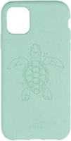 Pela iPhone 11 Pro Max Ocean  Turtle Edition Compostable Eco-Friendly Protective Case