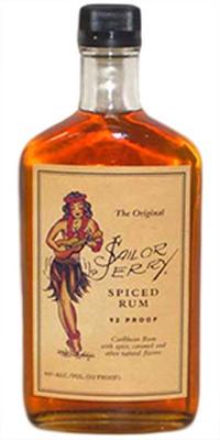 PMA Canada Sailor Jerry Spiced Navy Rum 375ml