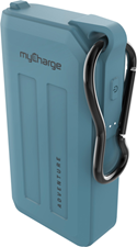 myCharge Adventure H2O 6700 mAh Powerbank