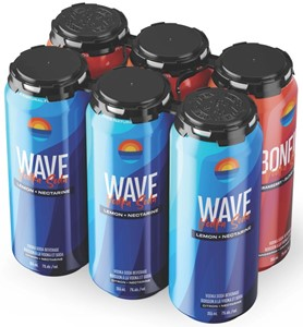 Not Represented 6C Lake Life Wave and Bonfire Mixed Pack 2130ml