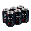Aware Beverages Social Lite Field Strawberry Soda 2130ml