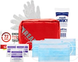 BMG Sani Pack PPE Travel Kit