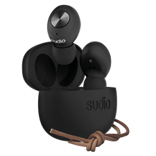 Sudio Tolv True Wireless In Ear Bluetooth Headphones