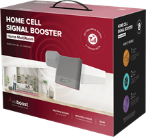 weBoost Home Multiroom Cellular Signal Booster Kit