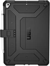 UAG iPad 10.2 7th Gen - Black Metropolis Folio Wallet Case