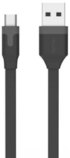 Muvit 6' microUSB Charge/Sync Flat Cable