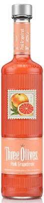 Proximo Spirits Three Olives Pink Grapefruit Vodka 750ml