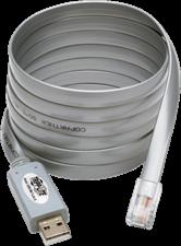 Tripp Lite USB-RJ45 Cisco Rollover Cable USB-A to RJ45 (M/M)